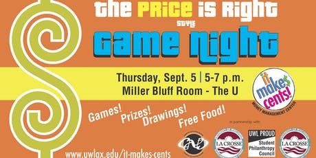 Price is Right Game Night tickets