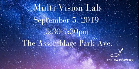Multi-Vision Lab: A Monthly Series to Explore Your Vision - September tickets