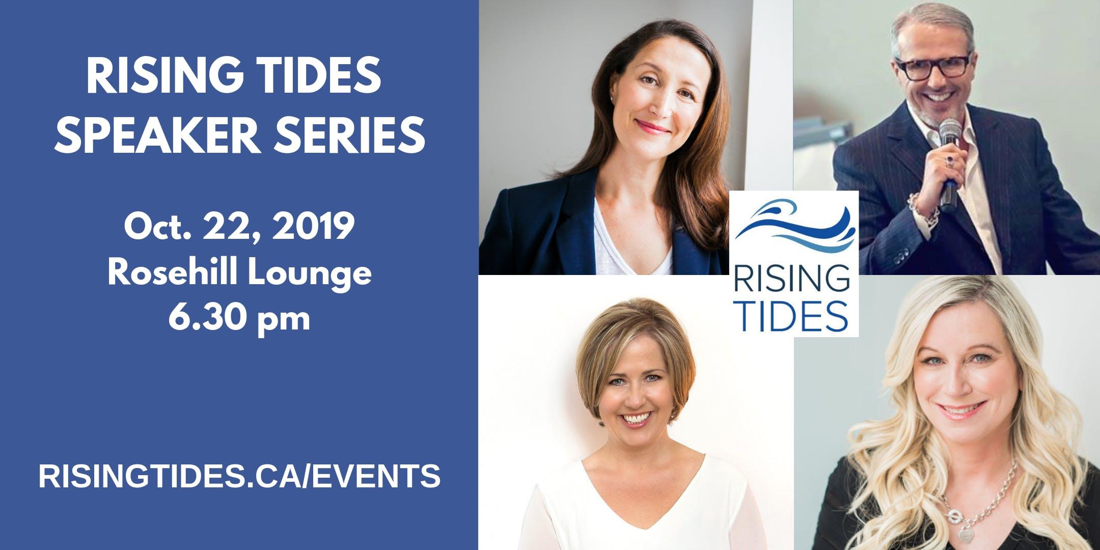 Rising Tides Speakers Series
