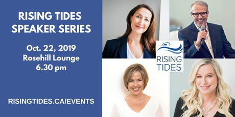 Rising Tides Speakers Series presented by TD Wealth tickets