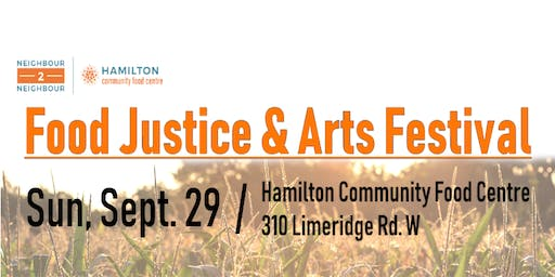 Food Justice & Arts Festival
