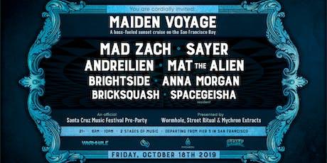 Wormhole, Street Ritual & Mychron present: Maiden Voyage tickets