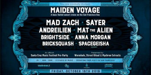 Wormhole, Street Ritual & Mychron present: Maiden Voyage