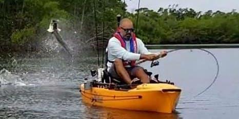 Copy of Kayak Fishing & BBQ Lunch