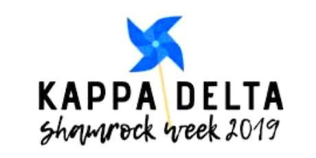 Kappa Delta Delta Tau Shamrock Walk-A-Thon & Carnival  tickets