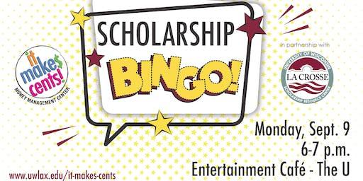 IMC! Scholarship Bingo