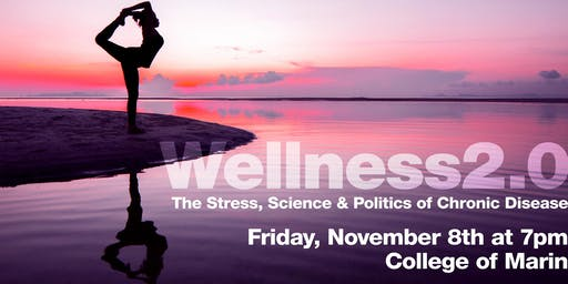 TEDxSALON / WELLNESS 2.0 - The Science and Politics of Chronic Disease