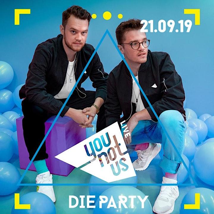 Die Party: Bild