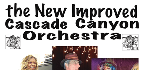 8pm - Cascade Canyon Band tickets