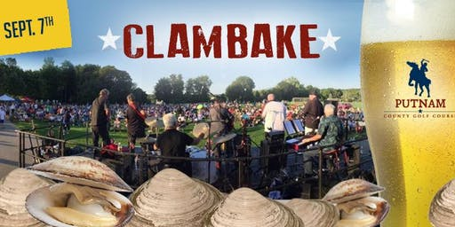 Clam Bake at Putnam County Golf Course