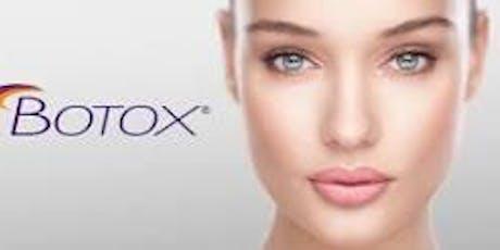 Birmingham OB/Gyn October 9, 2019 Botox Clinic tickets