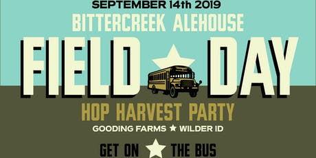 Field Day | Hop Harvest Party tickets