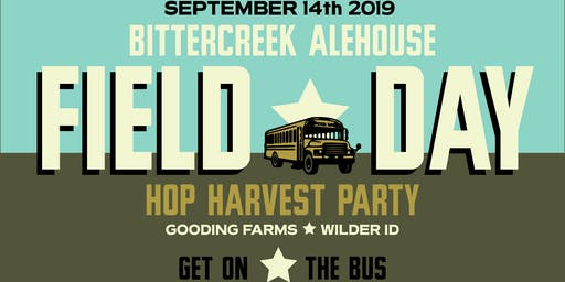 Field Day | Hop Harvest Party