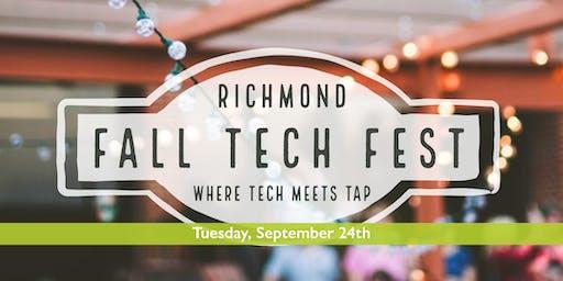 Richmond Fall Tech Fest 2019
