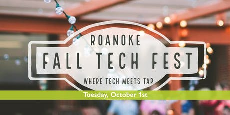Roanoke Fall Tech Fest 2019 tickets