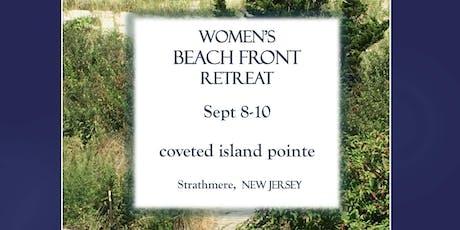 Women's Beach Front Retreat tickets
