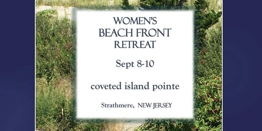 Women's Beach Front Retreat