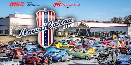 AmeriCarna LIVE Car Show 2019 tickets