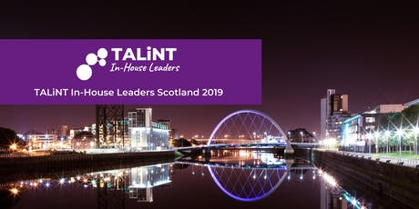TALiNT In-House Leaders Scotland 2019 tickets