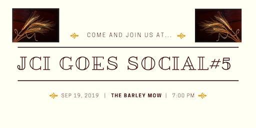 JCI Goes Social #5 - The Barley Mow