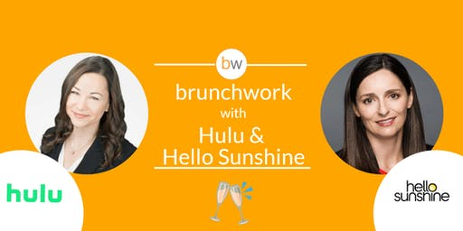 Hulu & Hello Sunshine brunchwork
