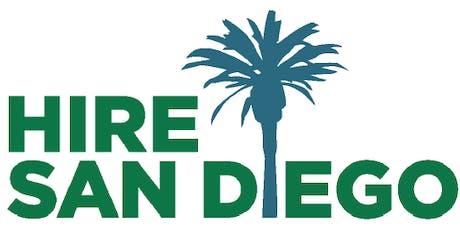 Hire San Diego 2020 tickets