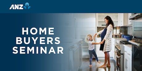 ANZ Home Buyer's Seminar, Greymouth tickets