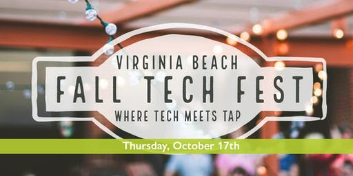 Virginia Beach Fall Tech Fest 2019