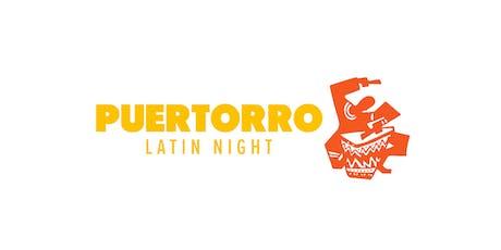 Puertorro Latin Night | Clearwater FL billets