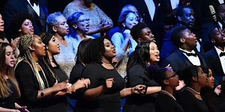 Washington Performing Arts' Men and Women of the Gospel Choir tickets