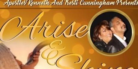 Arise & Shine Conference  tickets