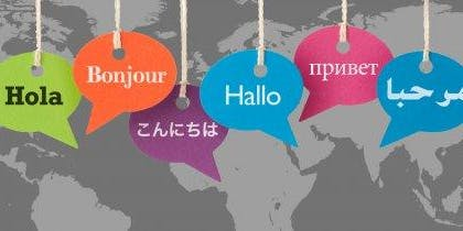 A Night of Networking: Global Connections Through Languages