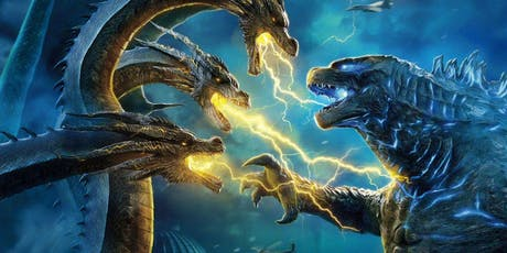 Godzilla: King Of The Monsters (2019) - Community Cinema tickets