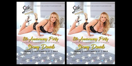 Special Event -- Stormy Daniels at Silk Madison's 8th Anniversary Party! tickets