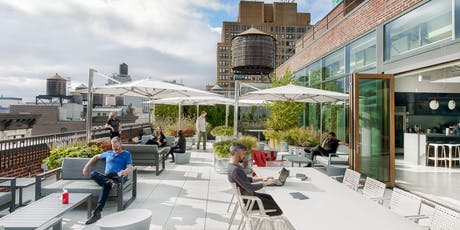 Georgetown Tech Alliance NYC Meet & Greet - Peloton Rooftop tickets