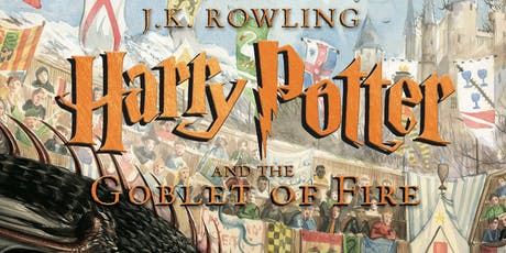 Harry Potter Illustrated #4 Pre-Sale tickets