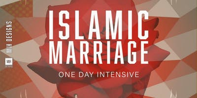 Islamic Marriage One Day Intensive