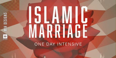Islamic Marriage One Day Intensive tickets