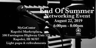 End of Summer Business to Business Networking Event
