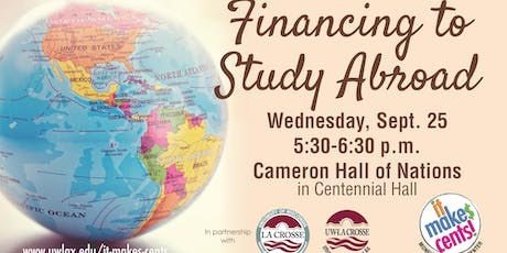 Financing to Study Abroad tickets