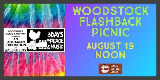 Woodstock Flashback Picnic