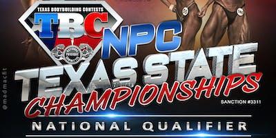 NPC Texas State Championships