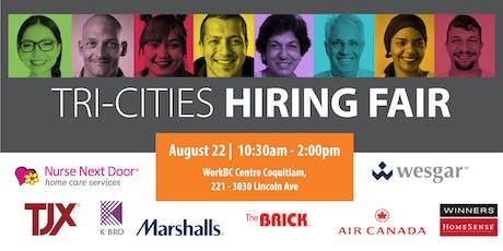 Tri-Cities Hiring Fair tickets