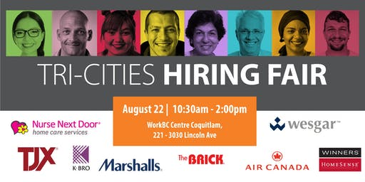 Tri-Cities Hiring Fair