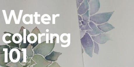 LEARN. to Watercolor with us! tickets