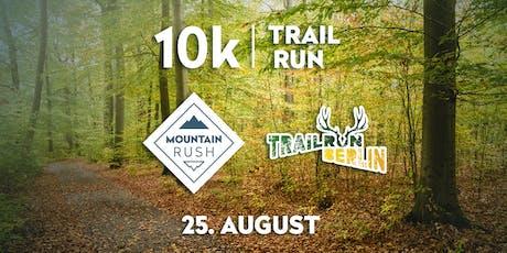 10k Trail Run feat. Trail Run Berlin Tickets