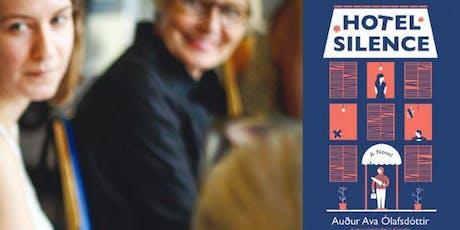 """Nordic Book Club: """"Hotel Silence"""" by Auður Ava Ólafsdóttir tickets"""