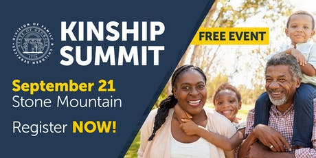 Georgia Kinship Care Summit tickets
