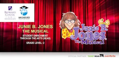 Junie B. Jones tickets