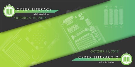 Radford University - Cyber Literacy 1 & 2 Workshops tickets